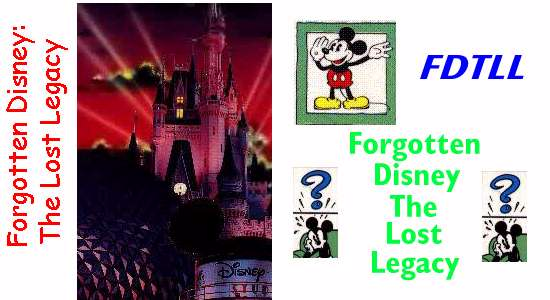 The Forgotten Disney Statement